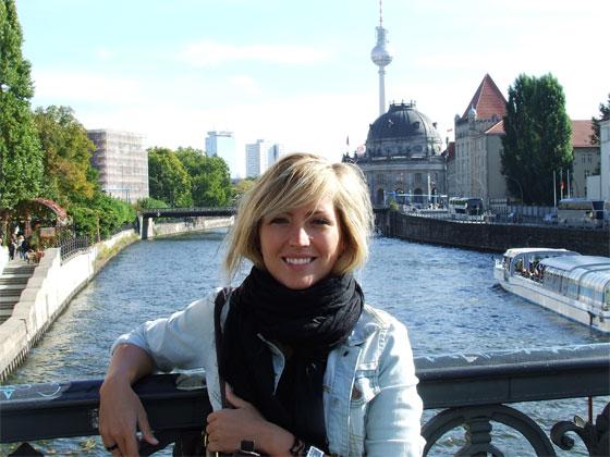 Korpa Klaudia Berlinben